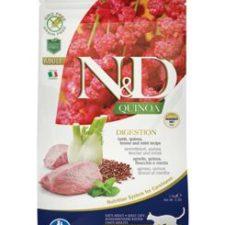 N&D Quinoa CAT Digestion Lamb & Fennel 1