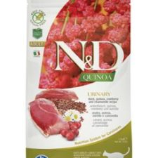 N&D Quinoa CAT Urinary Duck & Cranberry 1