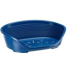 Pelech plast SIESTA DLX 2 modrý 49x36x17