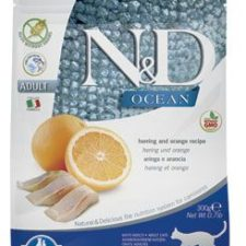 N&D OCEAN CAT Adult Herring & Orange 1