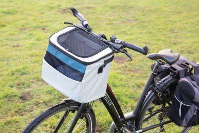 Beeztees Taška na kolo pro psy do 10 kg