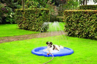 Karlie Stříkací podložka pro psy průměr 100cm