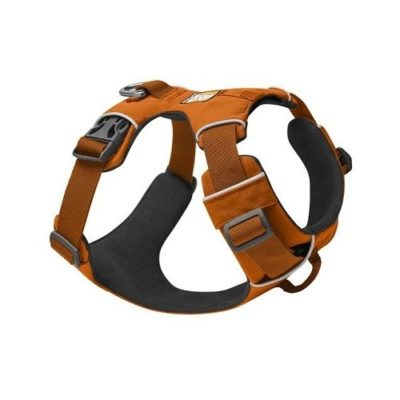Postroj pro psy Ruffwear Front Range-campfire-orange-XS
