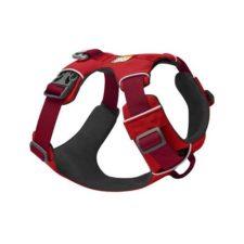 Postroj pro psy Ruffwear Front Range-red-sumac-M