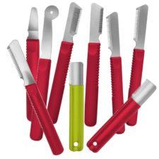 Trimovací nože
