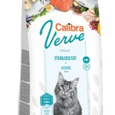 Calibra Cat Verve GF Sterilised Herring 750g