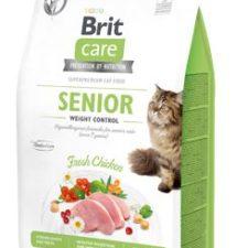 Brit Care Cat GF Senior Weight Control 0