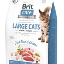 Brit Care Cat GF Large cats Power&Vitality 0
