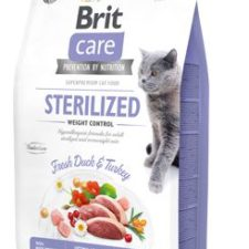Brit Care Cat GF Sterilized Weight Control 2kg