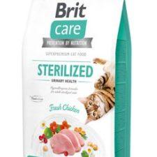 Brit Care Cat GF Sterilized Urinary Health 7kg