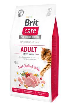 Brit Care Cat GF Adult Activity Support 7kg