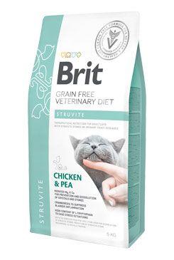 Brit VD Cat GF Struvite 5kg