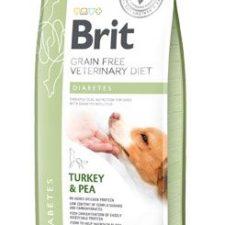Brit VD Dog GF Diabetes 12kg