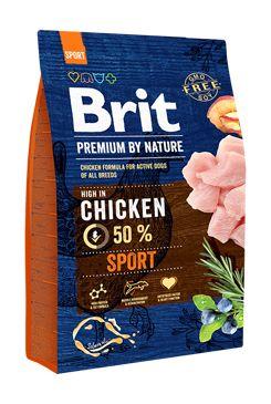 Brit Premium Dog by Nature Sport 3kg