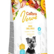 Calibra Dog Verve GF Junior Small Chicken&Duck 1