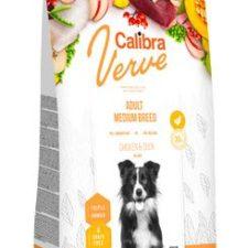 Calibra Dog Verve GF Adult Medium Chicken&Duck 2kg