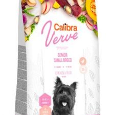 Calibra Dog Verve GF Senior Small Chicken&Duck 1