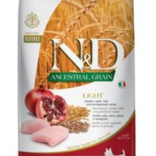 N&D LG DOG Light Mini Chicken & Pomegr 2