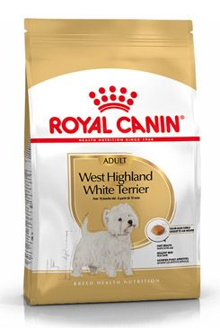 Royal Canin Breed West High White Terrier 1