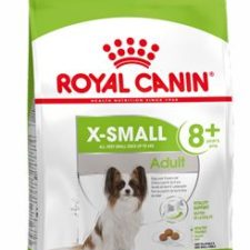 Royal Canin  X-Small Adult 8+ 1