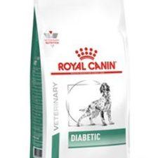 Royal Canin VD Canine Diabetic  1