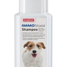 Beaphar Šampon Dog Immo Shield antiparazitární 200ml