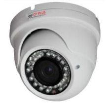 1.0Mpix venkovní dome kamera 4v1 s IR