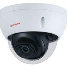 2.0Mpix venkovní IP antivandal dome kamera s IR