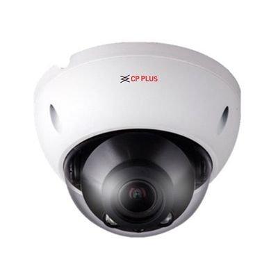 4.0Mpix venkovní IP antivandal dome kamera s IR