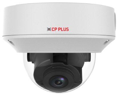4K venkovní antivandal dome IP kamera s IR a WDR