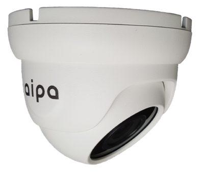 5.0Mpix venkovní dome IP kamera s IR
