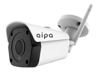 5.0Mpix venkovní IP kamera s IR a WiFi