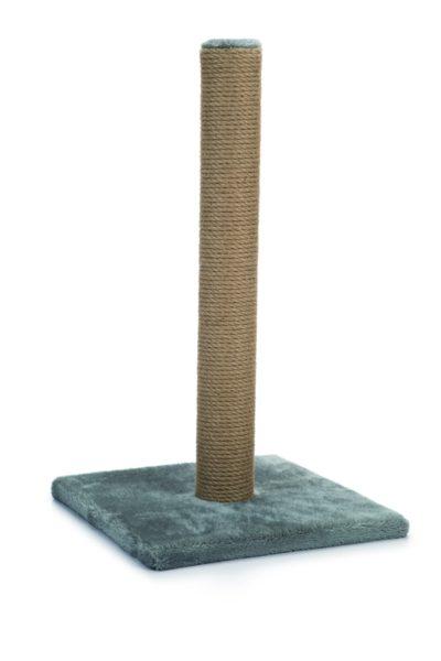 Beeztees Škrabadlo Lesley šedé 35X35X60cm
