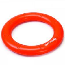Beeztees TPR aportovací kroužek oranžový 22cm