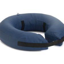 Beeztees Límec pro psy nafukovací modrý XL 60-80cm
