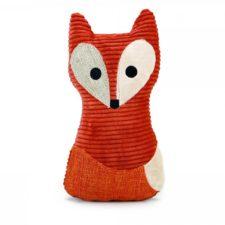 Designed by Lotte  Hračka liška Vido pro psy látková oranžová 25