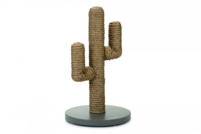 Designed by Lotte Škrabadlo kaktus dřevěné 35x35x60cm
