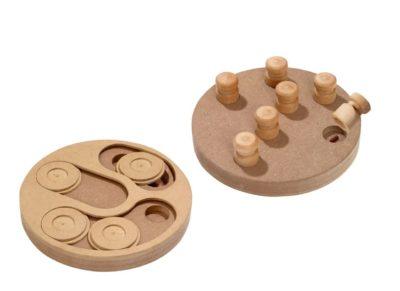 Karlie Interaktivní hračka Penny 2v1 pro psy 32cm
