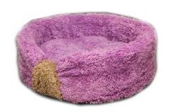 Marysa pelíšek fialová/fialová - DE LUXE