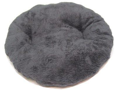 Marysa polštář kruh šedá - DE LUXE