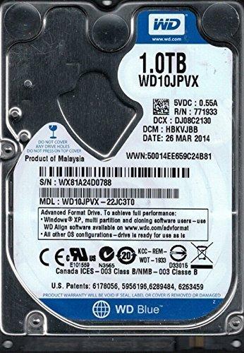 HDD Western Digital (pro mini rekordéry) - 1TB