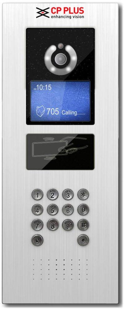 IP dveřní kamerová jednotka