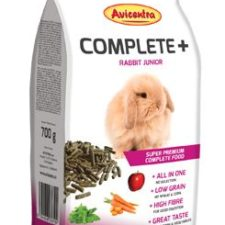 Avicentra COMPLETE+ králík junior 700g