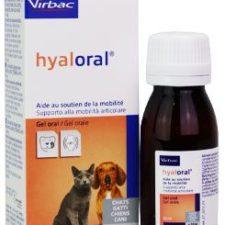 Hyaloral gel pro kočky a malé psy 50ml