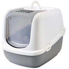 WC kryté Nestor šedé 66,5x48,5x46,5 Nobby
