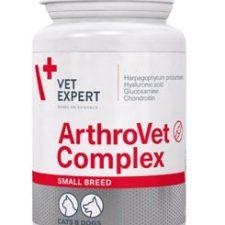 ArthroVet HA Complex Small Breed & Cats 60 tbl