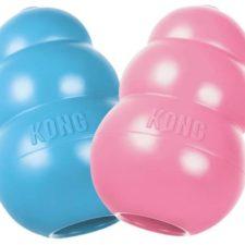 Hračka guma Puppy granát KONG L