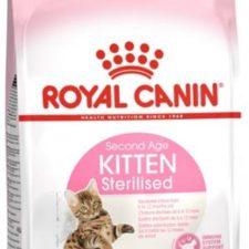 Royal Canin - Feline Kitten Sterilised 2 kg