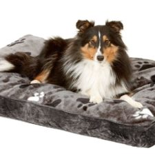 Karlie Pelech pro psy šedý 100x65x12cm