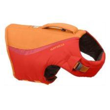 Plovací vesta pro psy Ruffwear Float Coat™ Dog Life Jacket-red-sumac-M